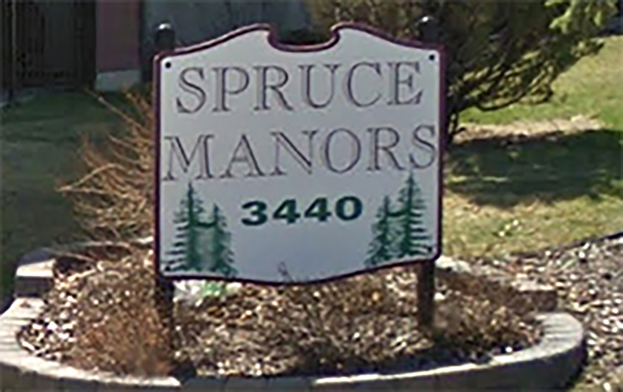 Spruce Manor cover image