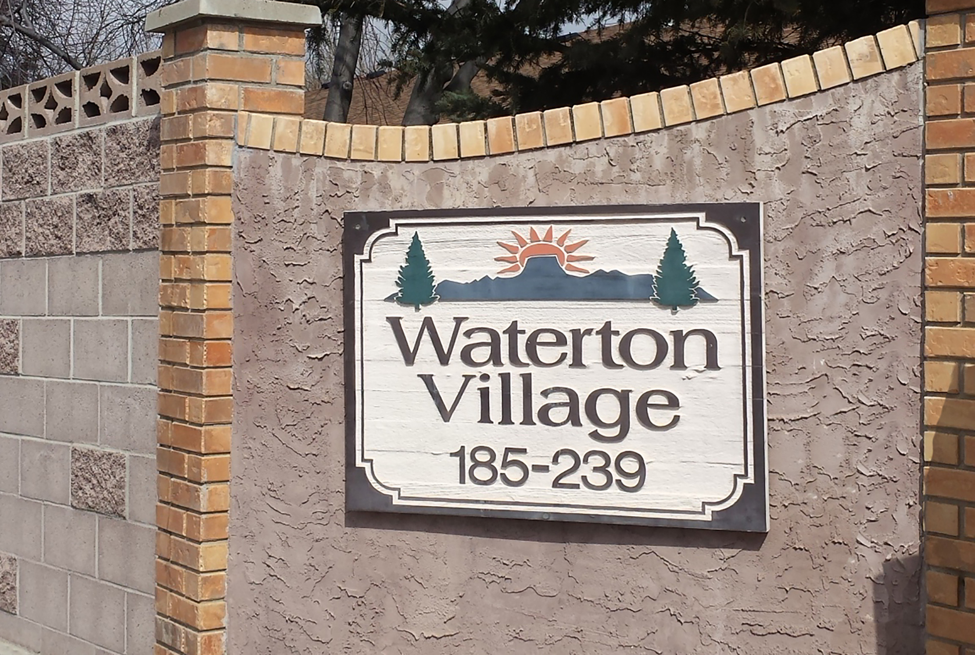 Waterton Village cover image