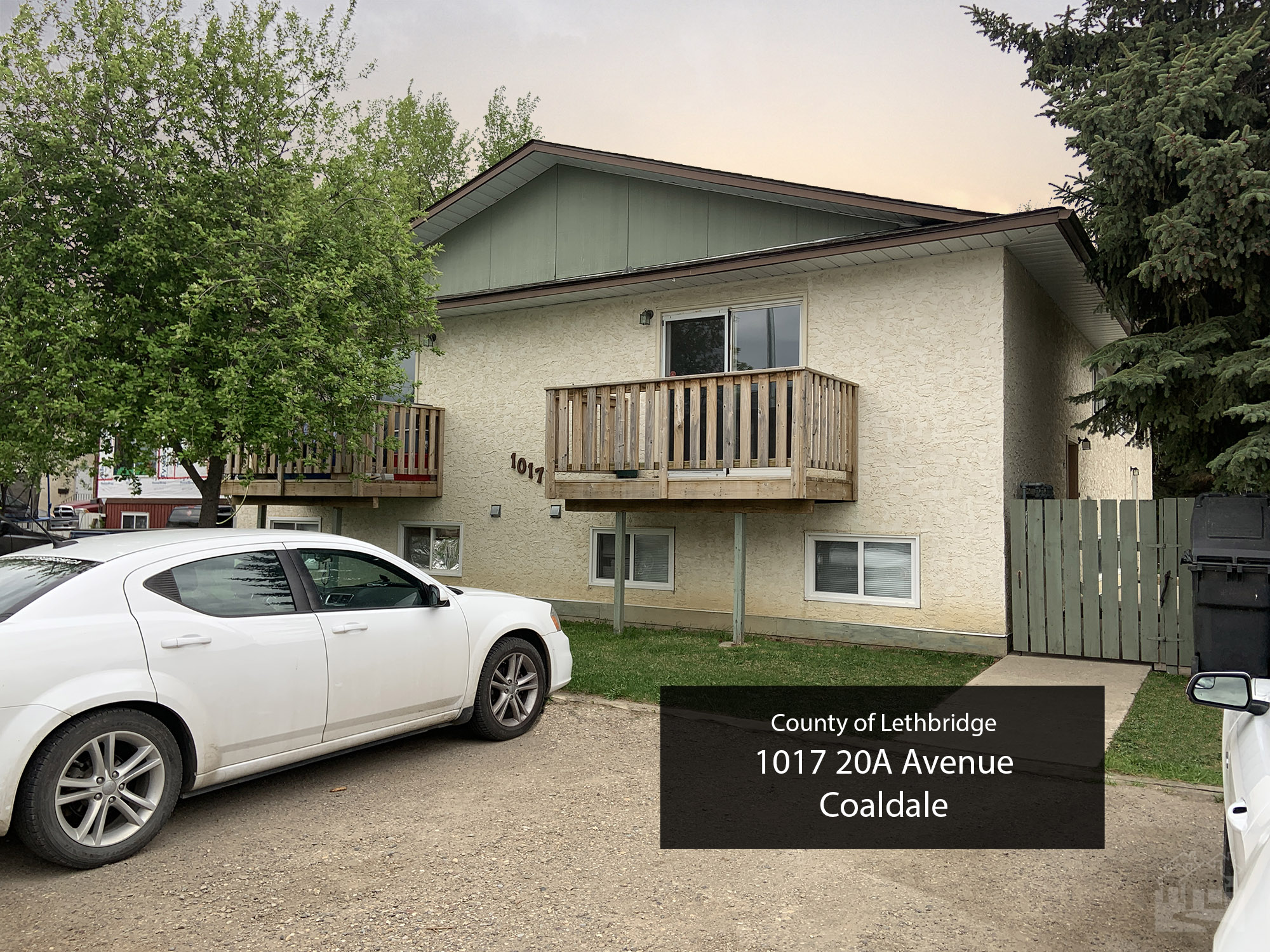 1017 20A Avenue Coaldale (Unit 1) Key Image