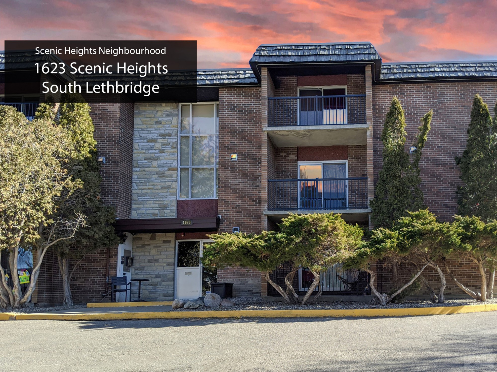 1623 Scenic Heights South Lethbridge (Unit 202) Cover image