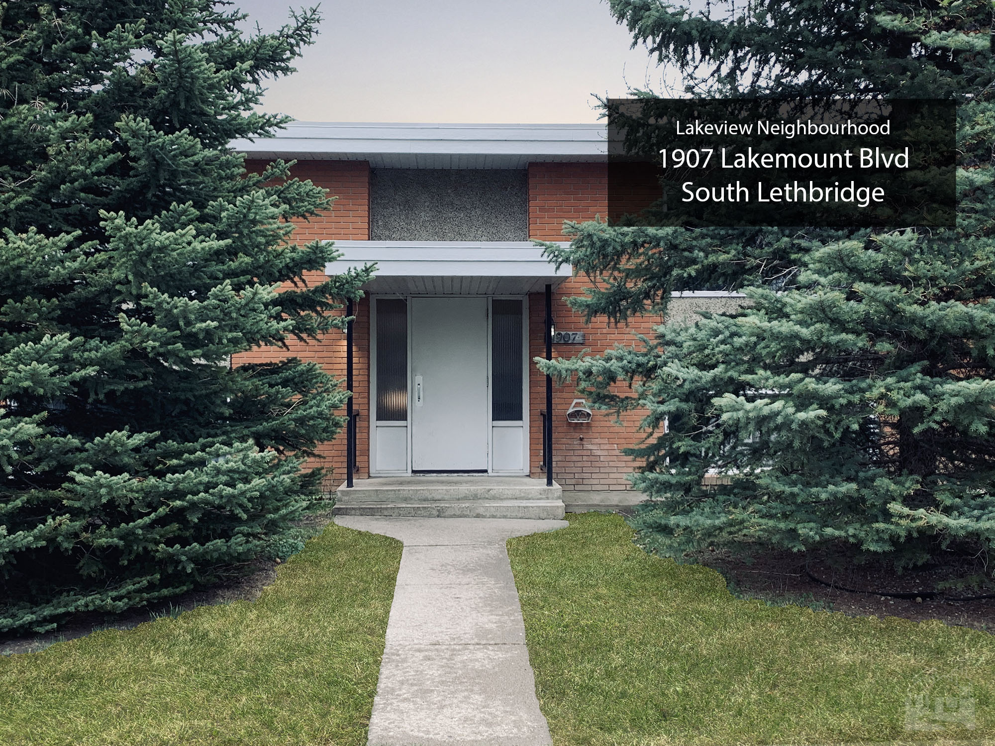 1907 Lakemount Boulevard South Lethbridge (Unit 2) Key Image