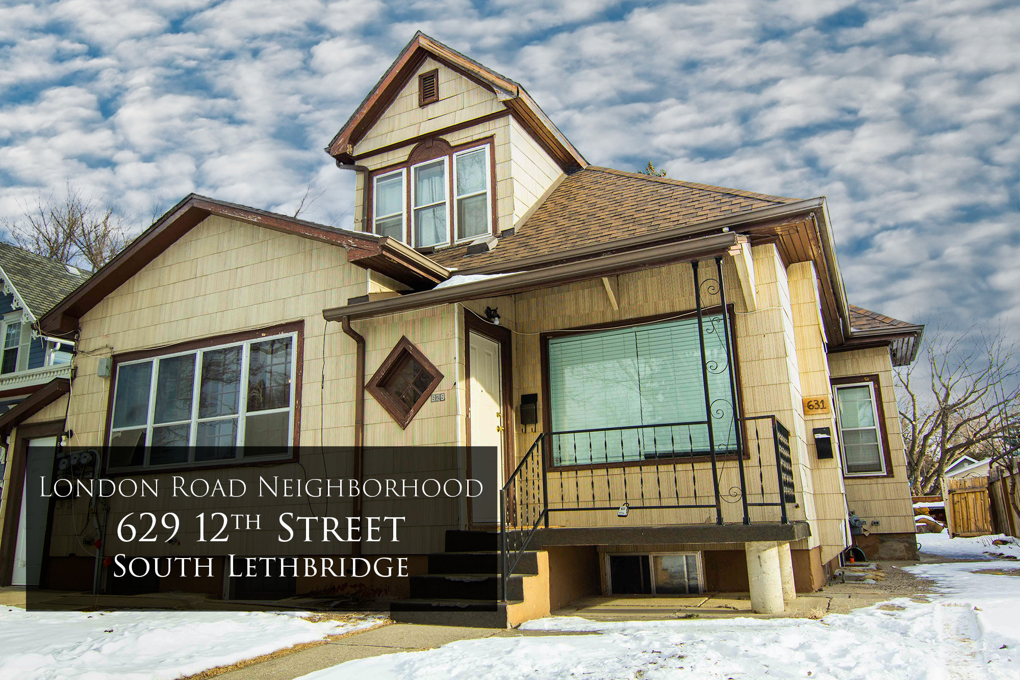 629 12 Street South Lethbridge Cover image