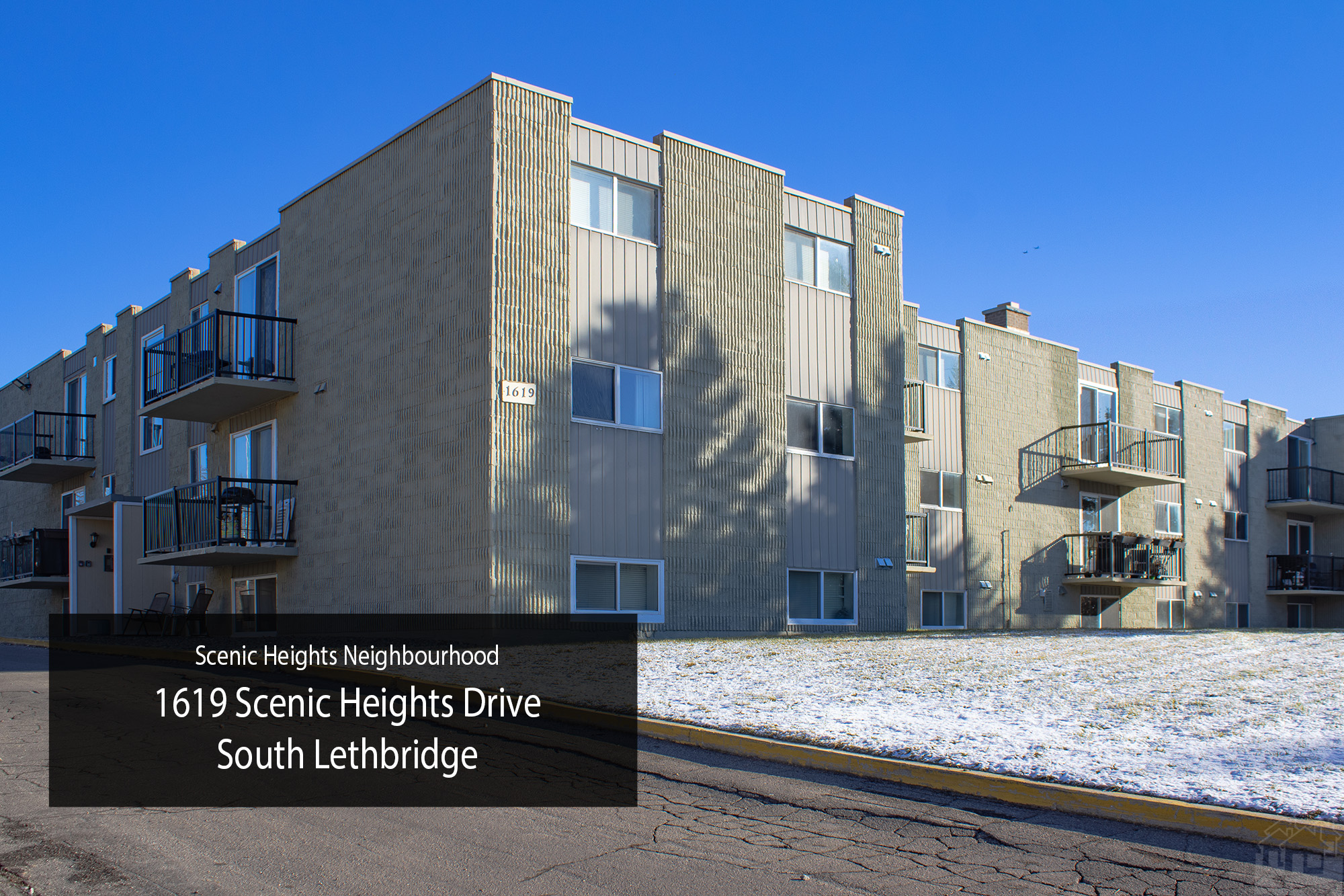 1619  Scenic Heights Drive South Lethbridge (Unit 8) Cover image