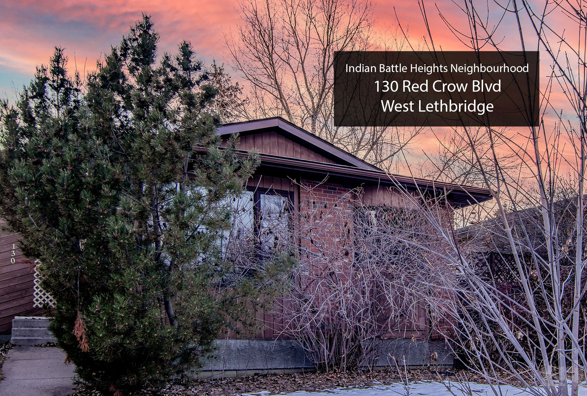 130 Red Crow Blvd West Lethbridge Cover image