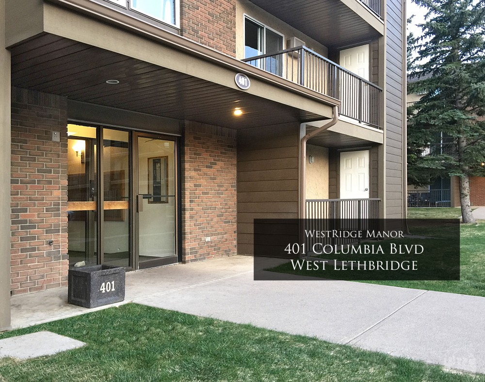401 Columbia Boulevard West Lethbridge (Unit 109) Key Image