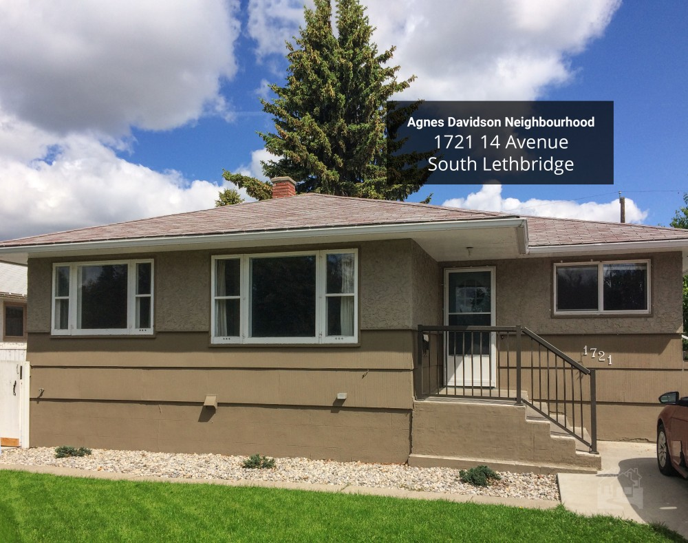 1721 14 Avenue South Lethbridge (Mainfloor Suite) Key Image