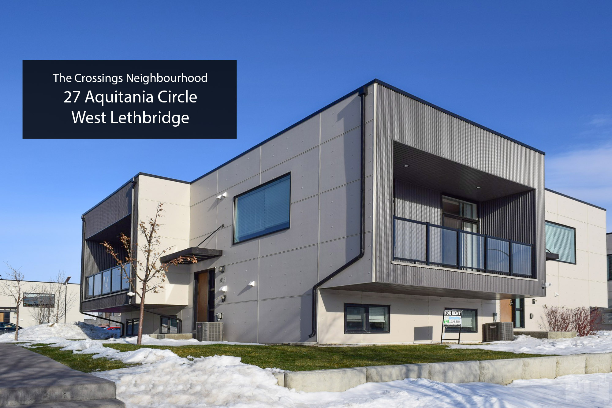 27 Aquitania Circle West Lethbridge (Unit 703) Key Image