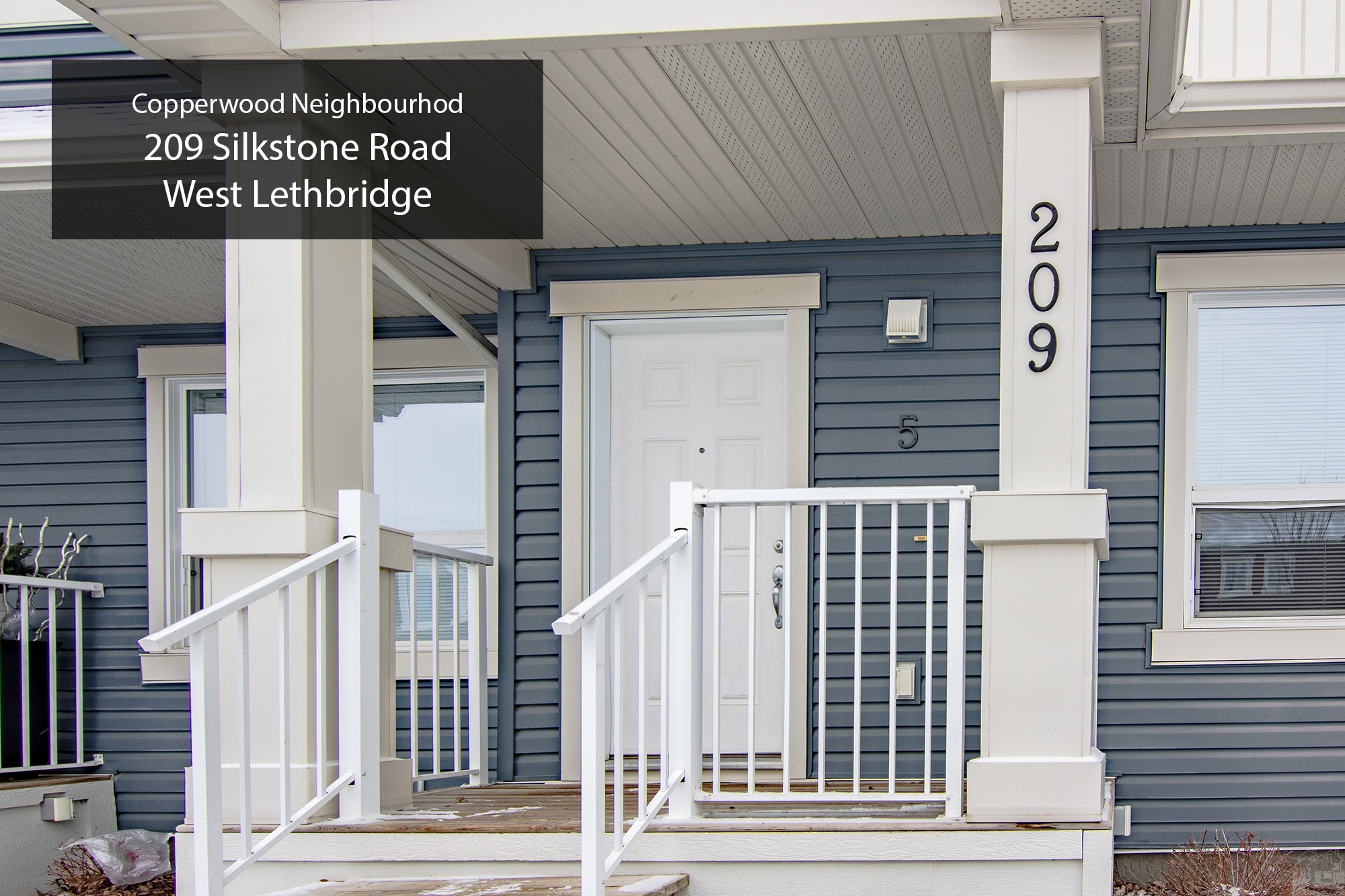209 Silkstone Road West Lethbridge (Unit 5) Key Image